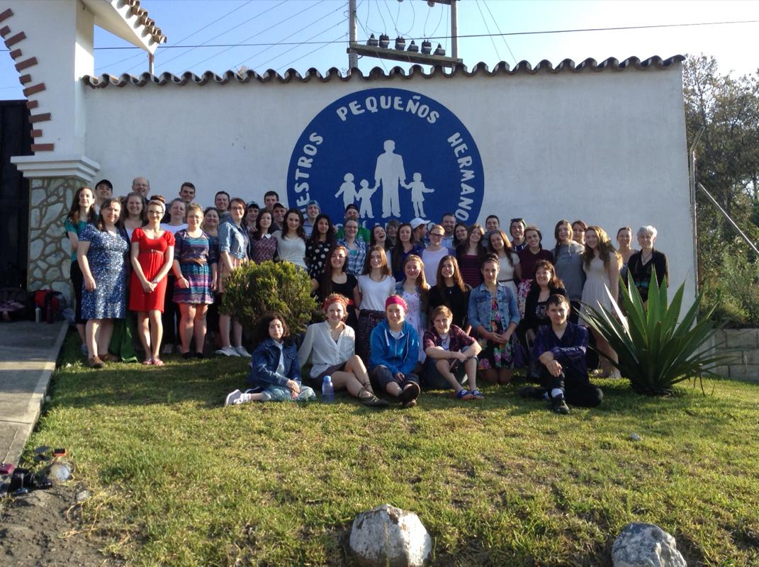 2014 Guatemala Mission Group