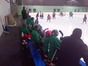 Junior Invitational Friendship Hockey Tournament Catholic District