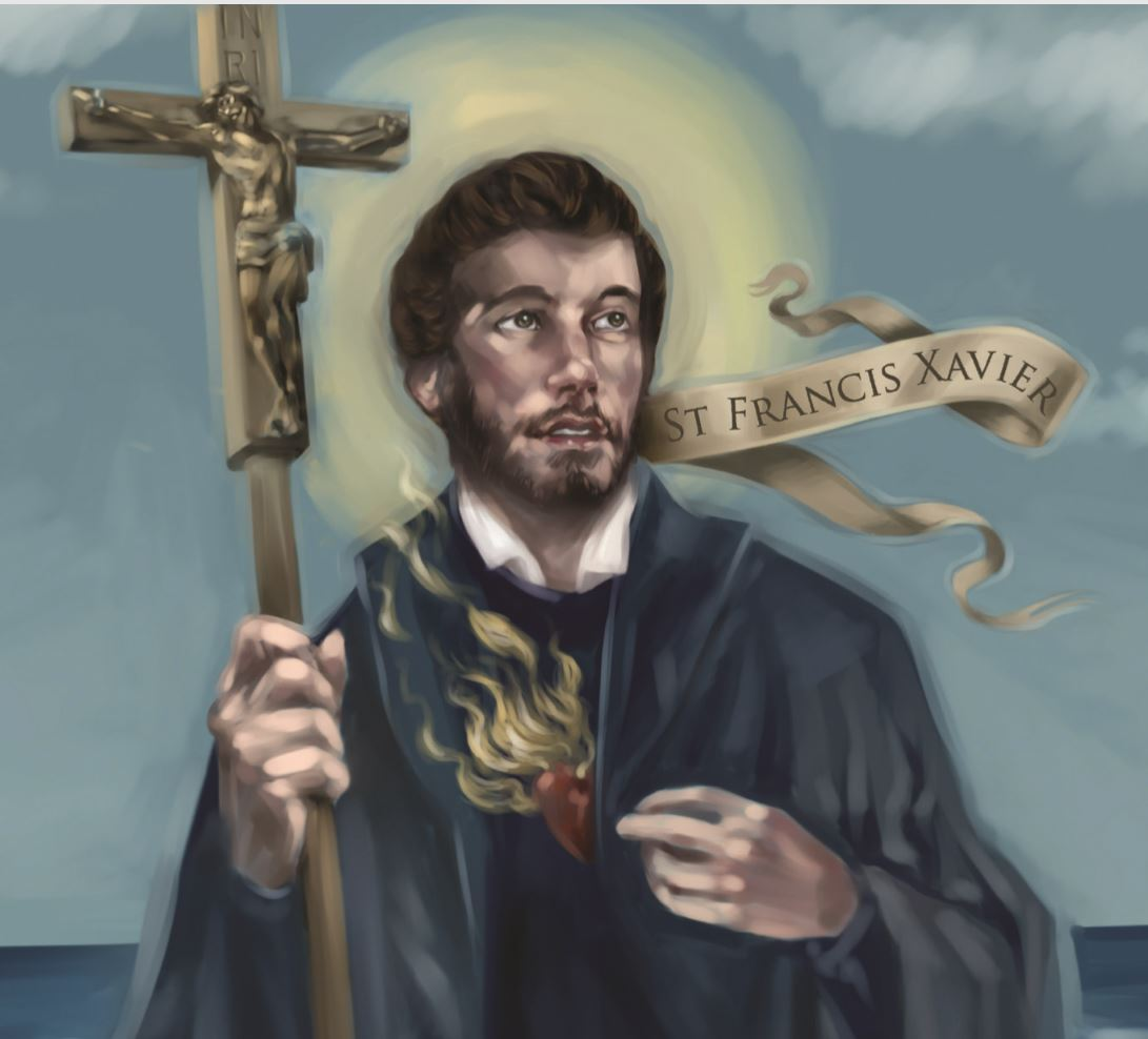 Thumbnail for the post titled: The Relic of St. Francis Xavier to Visit St. Francis Xavier CHS, Hammond