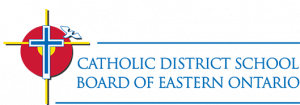 Logo for Catholic District School Board of Eastern Ontario - CDSBEO