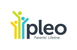 Logo for PLEO (Parents Lifeline of Eastern Ontario)