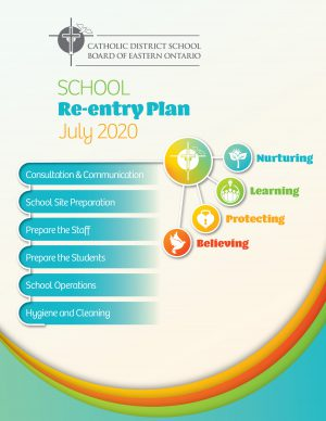 Re-entry Plan Cover